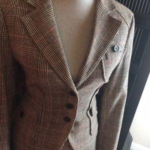 BCBG Maxazria 2 Piece Suit